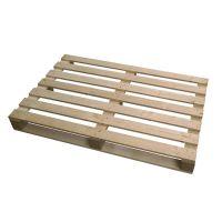 Paleta drewniana z ISPM15, 1200x800x127 mm