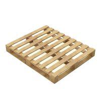 Drewniana paleta jednorazowa 1200x1000x136mm średniej ciężkości