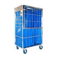 Siatkowy wózek pralniczy 990x665x1660 mm