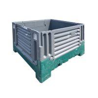 Skrzyniopaleta składana 1200x1000x900 mm, używana, 714l