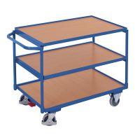 Lekki wózek stołowy 950x500x1050mm - 3 półki