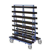 Wózek do transportu płyt 1500x785x2000 mm - dwustronny