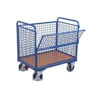 Platformowy wózek siatkowy 1060x715x1075mm