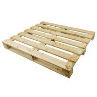 Drewniana paleta jednorazowa 1200x1000x120mm IPPC fumigowana