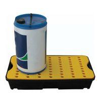 Plastikowa wanna ociekowa wychwytowa z kratownicą 805x405x155mm - 30 litrów