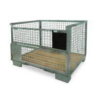 Pojemnik Siatkowy Gitterbox 1240x835x970mm używany - UIC 435-2 standard