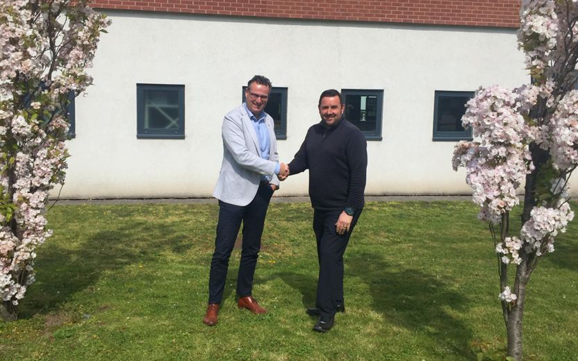 Rotom Europe rozszerza działalność poprzez przejęcie Spółki Cargopak Ltd. w Wielkiej Brytanii