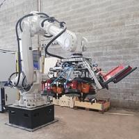 Automatyzacja produkcji - nowy robot do produkcji palet w Holandii i Francji
