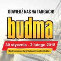Rotom na Międzynarodowych Targach Budowlanych i Architektury Budma 2018