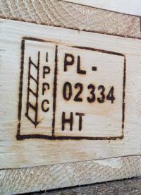 Norma ISPM 15 dla opakowań fitosanitarnych - Rotom Polska
