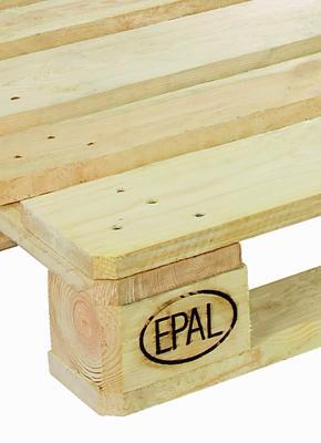 Europalety | Definicja i wymiary EPAL