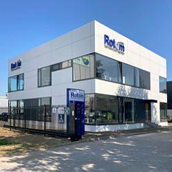 Nowy biurowiec w Maasbracht - holenderskiej siedzibie Rotom